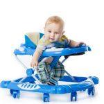 baby in a walker